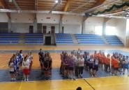 Mistrzostwa Powiatu Nowosądeckiego w halowej piłce nożnej dziewcząt szkół ponadgimnazjalnych