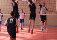 Powiatowe Mistrzostwa Piłki Siatkowej Chłopców Szkół Ponadgimnazjalnych