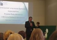 Wręczenie dyplomów stypendystom Prezesa Rady Ministrów oraz Ministra Edukacji Narodowej